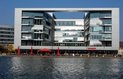 Impression Innenhafen Duisburg im Frühling 2009 #5