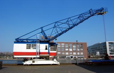 Impression Innenhafen Duisburg im Frühling 2009 #6