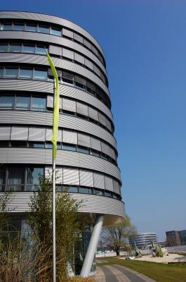 Impression Innenhafen Duisburg im Frühling 2009 #16