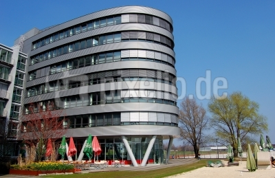 Impression Innenhafen Duisburg im Frühling 2009 #18