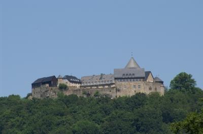 Burg und Schloss Waldeck