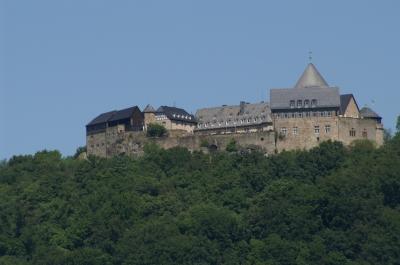 Burg und Schloss Waldeck 2