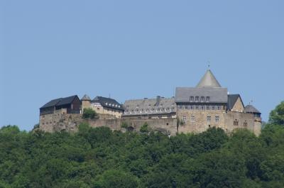 Burg und Schloss Waldeck 3