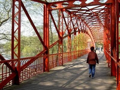 Rote Brücke