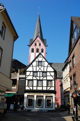 Haus Schmitz zu Kempen am Niederrhein
