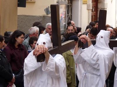 Osterprozession in Apulien (Italien)