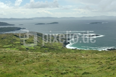 Ring of Kerry mit 4 Inseln