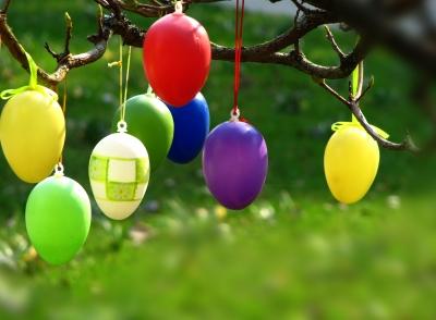 für nächste Ostern