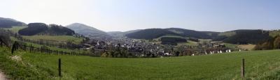 Niedersfeld Panorama - 1