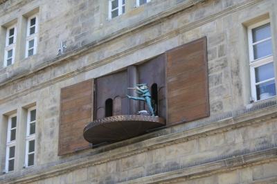 "Glockenspiel in Hameln, ""Rattenfänger"" 3"
