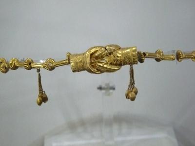 Goldschmuck aus Süditalien (ca. 300 v.Chr.)