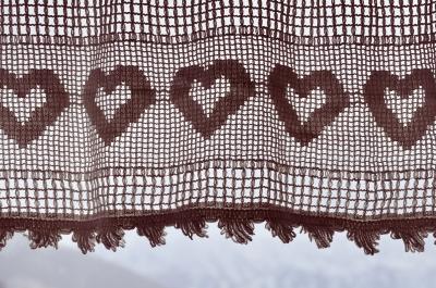 Liebe geht durch den Vorhang