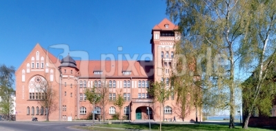 Hansagymnasium in Stralsund