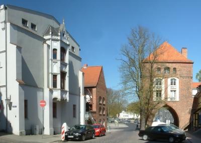 Kniepertor in Stralsund 2