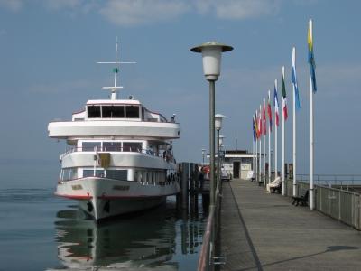 Ausflugsschiff Vorarlberg