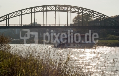 Weser in Minden