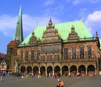 Bremen ist Gastgeber des Kirchentages 1
