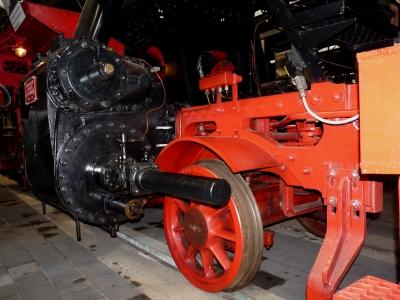 Dampflok BR50