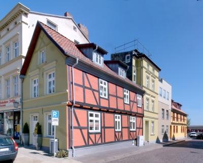 Wasserstraße - Langenstraße in Stralsund