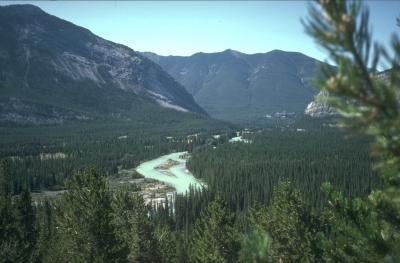 Banff Nationalpark 01