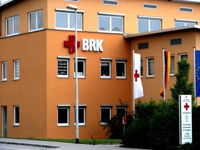 BRK Zentrale in Erlangen