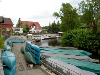 Bootsverleih in Burg (Spreewald)