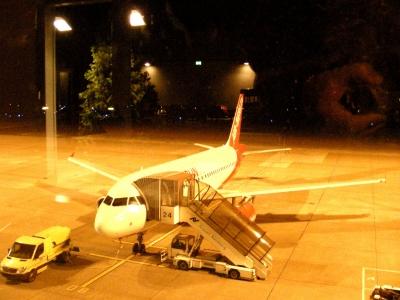 Parkplatz für Flieger