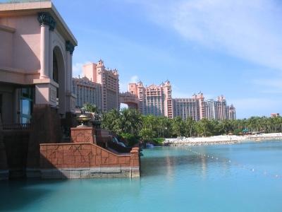 Hotel Atlantis, Nassau, Bahamas