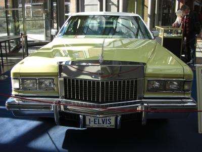 Elvis letzter Cadillac..../ 2