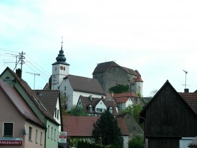 Kirche in Weisenohe
