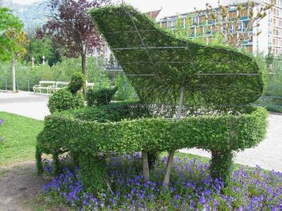 Südtirol: Meraner Gärtnerkunst