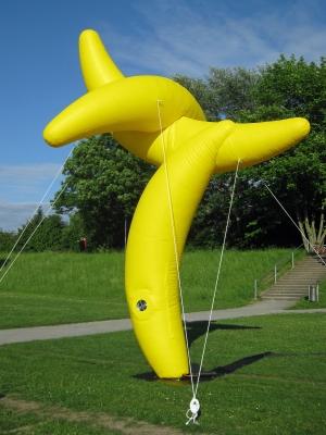 AirWorks - Lukas Beltrame - Die laufende Banane