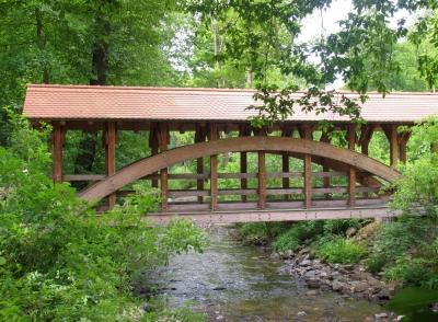 Brücke im Rabenauer Grund