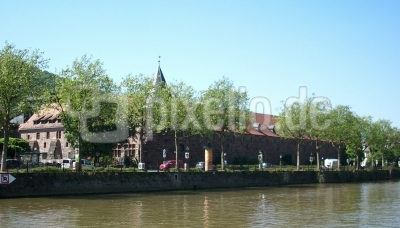Der Heidelberger Marstall