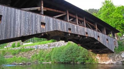 Murg-Holzbrücke von 1776  bei Forbach_3