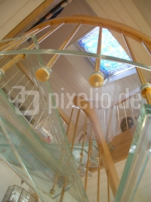 Glastreppe 3