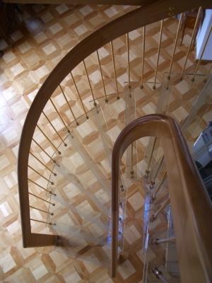 Glastreppe 4