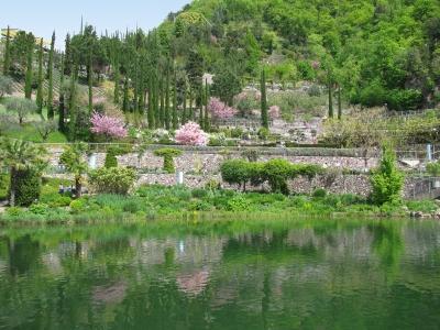 Südtirol: Die Gärten von Schloss Trauttmansdorff