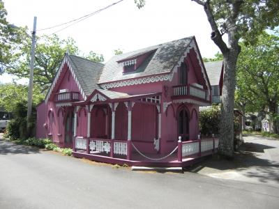 Cottages auf Marthas Vineyard