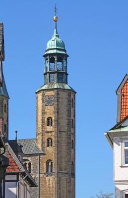 Kirchturm 1