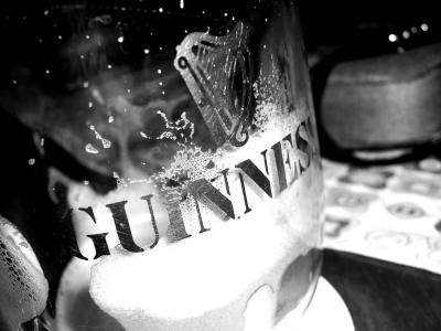Guinness hautnah