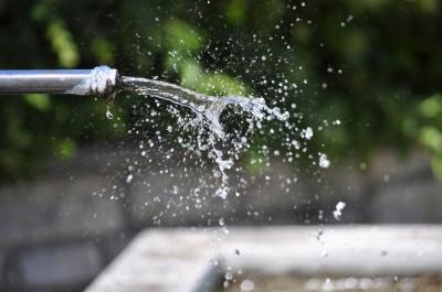 Wasserexplosion