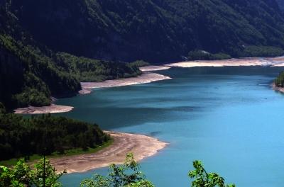 Ausflugsziel Klöntaler-See