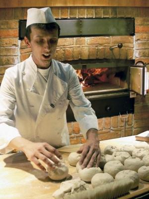 Bäcker backe mir mein Brot