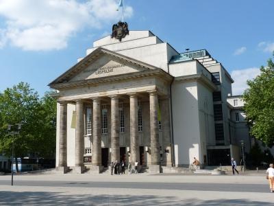 Detmold: Landestheater