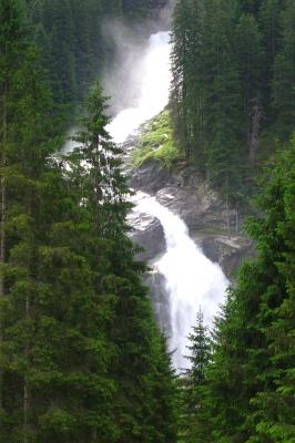 Wasserfall von Krimml