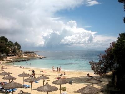 Strand von Illetes (Mallorca)