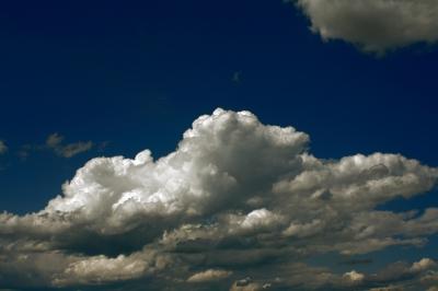 Wolkenstudien III