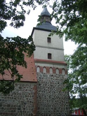 Kirche von Benz/Usedom