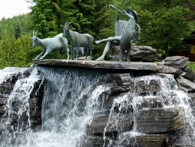 Brunnen des Ziegenhirten